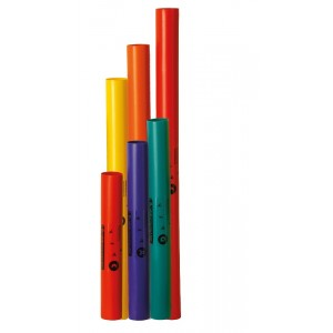 Boomwhackers pentatonique - lot de 6