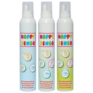 Gel sensoriel - Happy Senso - 3 flacons