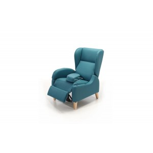 RELAX Fauteuil - Accoudoirs amovibles