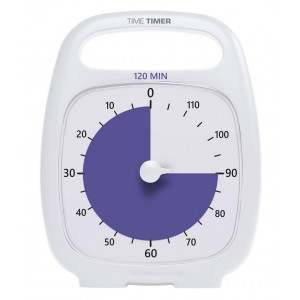Time Timer Plus - 120 minutes